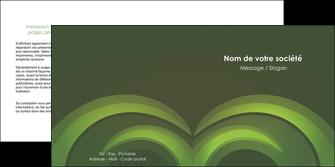 modele en ligne depliant 2 volets  4 pages  espaces verts texture contexture abstrait MLGI85459