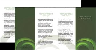 modele en ligne depliant 4 volets  8 pages  espaces verts texture contexture abstrait MLGI85495