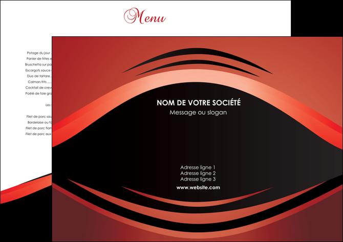 personnaliser maquette set de table web design texture contexture abstrait MIF86301