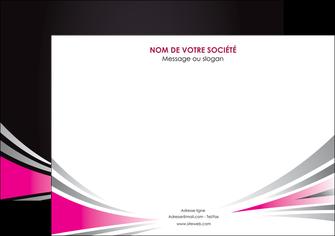 faire modele a imprimer affiche restaurant menu restaurant liste menu rose MLIG86453