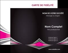 faire modele a imprimer carte de visite restaurant menu restaurant liste menu rose MLGI86483
