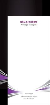 Impression flyer a6 Web Design devis d'imprimeur publicitaire professionnel Flyer DL - Portrait (21 x 10 cm)