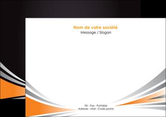 Impression flyer a5 Web Design devis d'imprimeur publicitaire professionnel Flyer A5 - Paysage (21x14,8 cm)