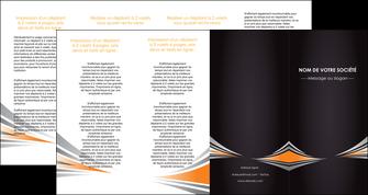 creation graphique en ligne depliant 4 volets  8 pages  web design texture contexture structure MIF86653