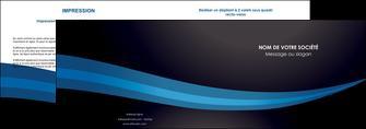 imprimerie depliant 2 volets  4 pages  web design texture contexture structure MLGI86983