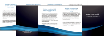 modele en ligne depliant 4 volets  8 pages  web design texture contexture structure MLGI87015