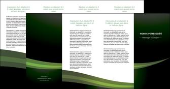 creation graphique en ligne depliant 4 volets  8 pages  texture contexture structure MLGI87221
