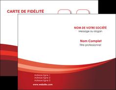 faire carte de visite web design texture contexture structure MLIP87235