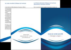 maquette en ligne a personnaliser depliant 2 volets  4 pages  web design texture contexture structure MLGI87455
