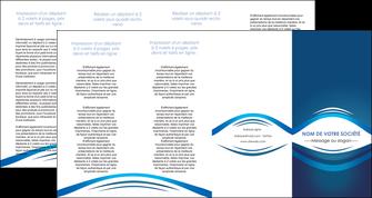 personnaliser maquette depliant 4 volets  8 pages  web design texture contexture structure MLGI87481