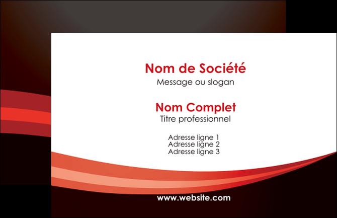 Personnaliser Modele De Carte Visite Web Design Texture Contexture Structure MLGI87589