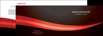 maquette en ligne a personnaliser depliant 2 volets  4 pages  web design texture contexture structure MLGI87605