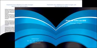 maquette en ligne a personnaliser depliant 2 volets  4 pages  texture contexture structure MLGI88069
