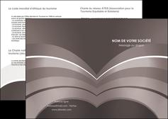 modele en ligne depliant 2 volets  4 pages  web design texture contexture structure MLGI88145