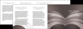 modele en ligne depliant 4 volets  8 pages  web design texture contexture structure MLGI88159