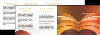 modele en ligne depliant 4 volets  8 pages  bijouterie abstrait affaires arriere plan MLGI88315