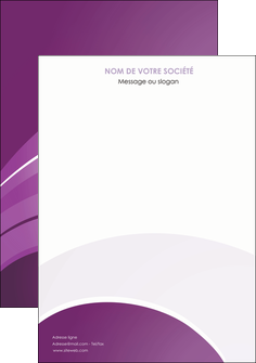 creation graphique en ligne affiche web design abstrait violet violette MLGI88317