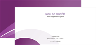 creer modele en ligne flyers web design abstrait violet violette MLGI88335