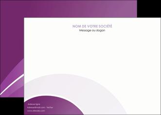exemple affiche web design abstrait violet violette MLGI88341