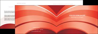 creation graphique en ligne depliant 2 volets  4 pages  web design texture contexture structure MLGI88395