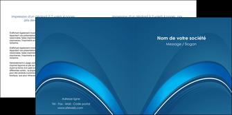 imprimer depliant 2 volets  4 pages  web design texture contexture structure MLGI88763