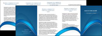 exemple depliant 4 volets  8 pages  web design texture contexture structure MLGI88783