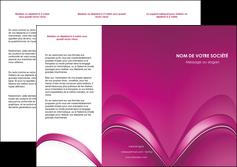 maquette en ligne a personnaliser depliant 3 volets  6 pages  web design texture contexture structure MLIG88863