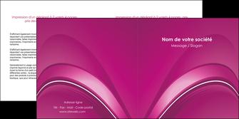 imprimer depliant 2 volets  4 pages  web design texture contexture structure MLGI88867