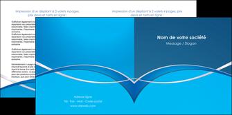 maquette en ligne a personnaliser depliant 2 volets  4 pages  web design texture contexture structure MLGI88953