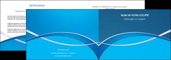 imprimer depliant 2 volets  4 pages  web design texture contexture structure MLGI88967