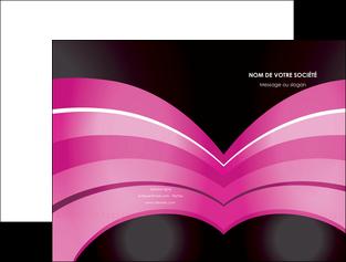 impression pochette a rabat web design texture contexture couleurs MLIG89023