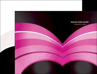 personnaliser maquette pochette a rabat web design texture contexture couleurs MLIG89025