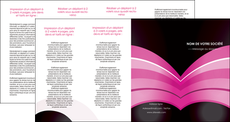 maquette en ligne a personnaliser depliant 4 volets  8 pages  web design texture contexture couleurs MLGI89041