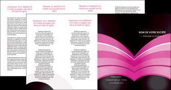 maquette en ligne a personnaliser depliant 4 volets  8 pages  web design texture contexture couleurs MLIG89041