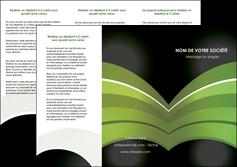 modele en ligne depliant 3 volets  6 pages  web design texture contexture structure MLGI89053