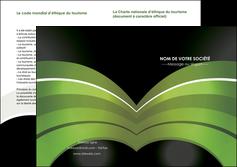 faire modele a imprimer depliant 2 volets  4 pages  web design texture contexture structure MLGI89067