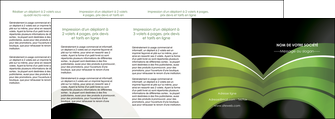 creer modele en ligne depliant 4 volets  8 pages  web design texture contexture structure MLGI89095