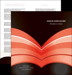 imprimerie depliant 2 volets  4 pages  web design abstrait abstraction arriere plan MLGI89443