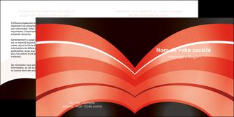 impression depliant 2 volets  4 pages  web design abstrait abstraction arriere plan MLGI89445