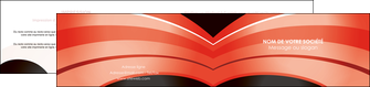 faire modele a imprimer depliant 2 volets  4 pages  web design abstrait abstraction arriere plan MLGI89451
