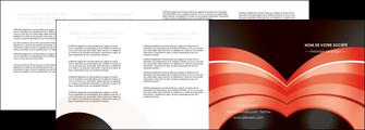 maquette en ligne a personnaliser depliant 4 volets  8 pages  web design abstrait abstraction arriere plan MLGI89477