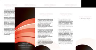 faire depliant 4 volets  8 pages  web design abstrait abstraction arriere plan MLGI89481