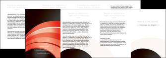creer modele en ligne depliant 4 volets  8 pages  web design abstrait abstraction arriere plan MLGI89483