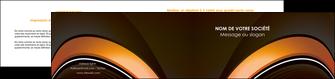 imprimer depliant 2 volets  4 pages  web design texture contexture structure MLGI89521