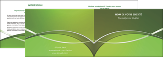 personnaliser modele de depliant 2 volets  4 pages  web design texture contexture structure MIF89617