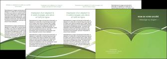 creer modele en ligne depliant 4 volets  8 pages  web design texture contexture structure MIF89641