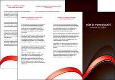 cree depliant 3 volets  6 pages  web design abstrait abstraction arriere plan MLGI89737