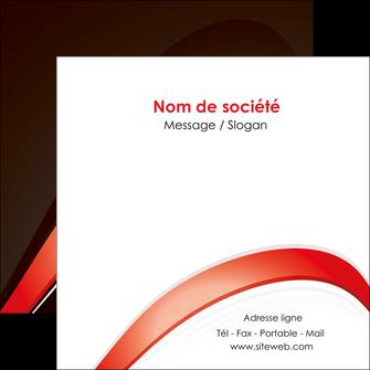 personnaliser modele de flyers web design abstrait abstraction arriere plan MLGI89745