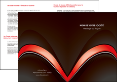 creation graphique en ligne depliant 2 volets  4 pages  web design abstrait abstraction arriere plan MLGI89751