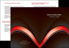 creation graphique en ligne depliant 2 volets  4 pages  web design abstrait abstraction arriere plan MLGI89751